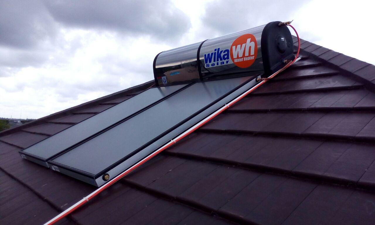 Wika Solar Water Heater Kebanggaan Indonesia House Of Wika