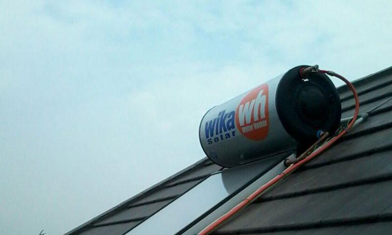 Tips Pemasangan Wika Solar Water Heater