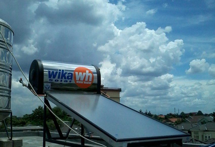 Perawatan Secara Berkala Wika Solar Water Heater