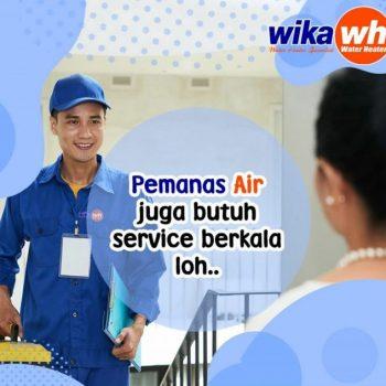 Service Wika Water Heater